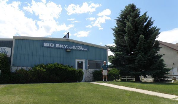 Big Sky Water Conditioning Office